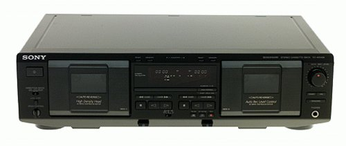 Sony TC-WE435 radio cassette
