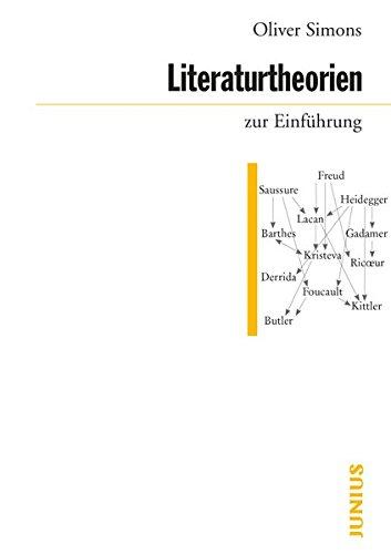 Literaturtheorien zur Einführung
