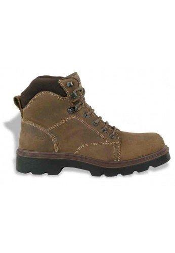 """Cofra, scarpe antinfortunistiche 25510-000.W43, numero 43, S3 SRC """"Land Bis"""", colore marrone"""