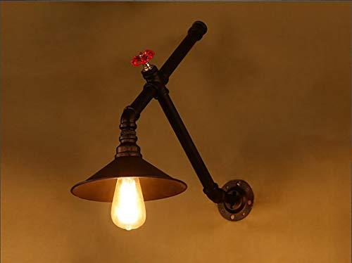Xin applique da parete a soppalco con luce a parete in loft con