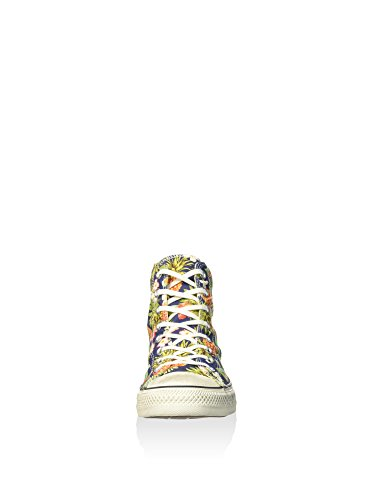 Converse All Star Hi Graphics, Sneaker Unisex – Adulto inked egret