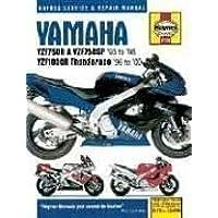 Yamaha YZF750 and YZF1000 Thunderace Service and Repair Manual (Haynes Service and Repair Manuals)