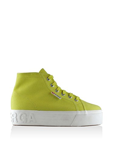 Chaussures Dame - 2212-cotw Superga Fp Limelight
