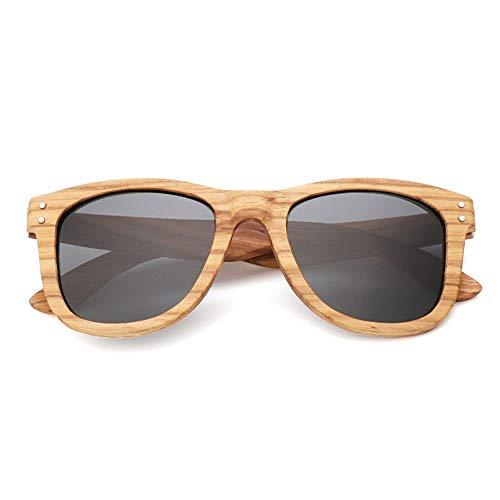 Herren Sonnenbrille Schwarz Rot,Für Fahren Golf Outdoor Freizeit, 100% UV 400 Schutz Federscharnier Für Herren Und Damen,Gray