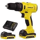 Stanley SCH12S2K-IN Cordless Hammer Drill SCH12S2K
