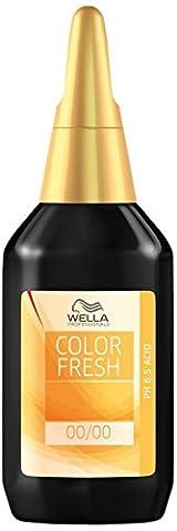 Wella Color Fresh Glanz-Tönung 6/45 dunkelblond rot-mahagoni, 2er Pack (2 x 75 ml)