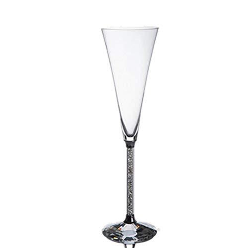 Bicchierini da cocktail/bicchiere da champagne/set da vino/bicchiere senza piombo/con diamanti/per casalinghi/matrimonio / tostatura/flauti party dishwashe riutilizzabile