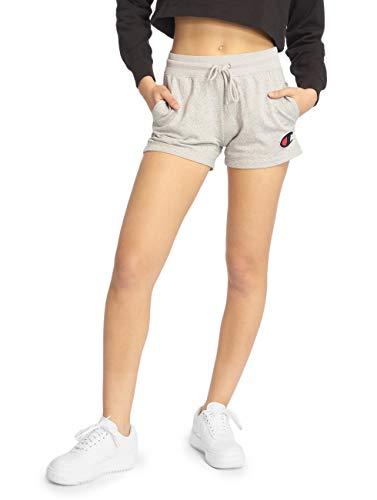 Champion Damen Shorts (Champion Rochester Damen Shorts Rochester grau S)