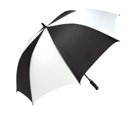 shedrain-4126a-b-w-black-white-58-inch-arc-auto-open-golf-umbrella