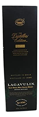 Lagavulin - The Distillers Edition 1995 - lgv.4/501 - 43.0% - 50ml