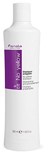 Fanola No Yellow Shampoo, 350ml