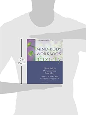 Mind-Body Workbook for Anxiety (New Harbinger Self-Help Workbook)