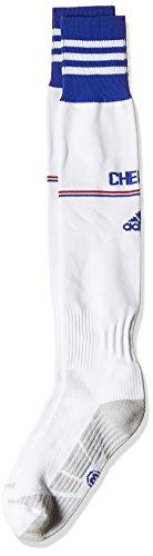 Adidas Pantaloncini Uomo Chelsea FC Home, Chelsea Blu/Bianco, S, M37426 White