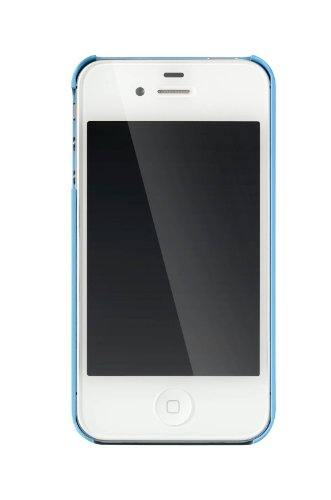 Krusell Biokunststoff Schutzhülle für Apple iPhone 4/4S grün blau