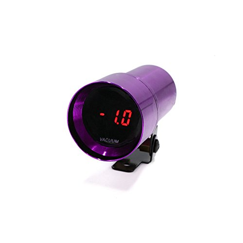 cnspeed 37mm Micro Digital Vakuum Gauge Smoke Objektiv