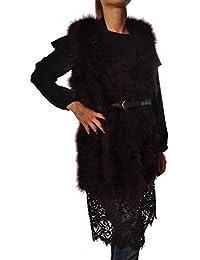 Amazon.it  gilet pelliccia - 200 - 500 EUR   Giacche e cappotti ... 17d4bfc4b044