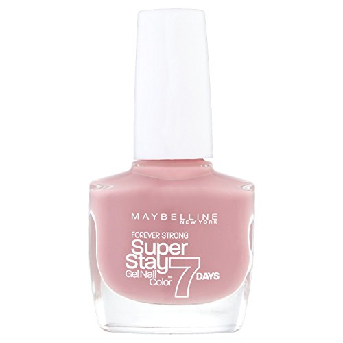 Maybelline New York Nail Polish, 130 Rose Poudre, 10ml