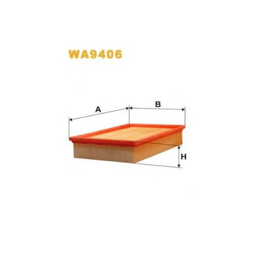 Wix Filters WA9406 Luftfilter