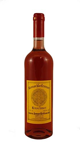 Hornschleifermet Premium in versch. Geschmacksrichtungen 0,75l Glasflasche Met Honigwein (Kirsch)