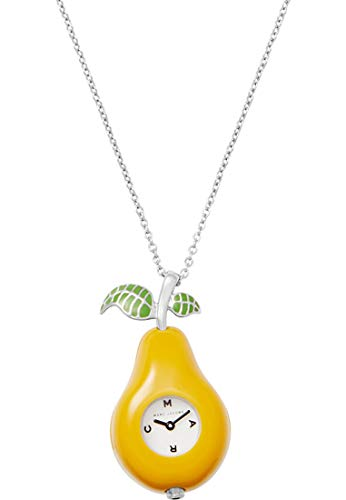 Marc Jacobs Damen-Uhren Analog Quarz One Size Edelstahl 87638421