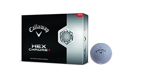 13% OFF on Callaway Hex Chrome 1 Dozen Golf Balls (White) with Tour Lo Pro  Cap (Grey) on Amazon  ecdd51df10a