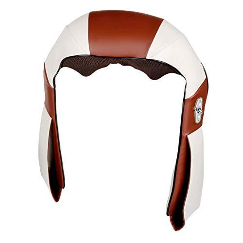 Nackenmassagegerät Hals Taille Rücken Bein Kneten Massage Haushalt Wireless Charging Heat Massage Schal Büro und Auto verwenden
