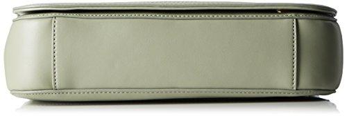 Love Moschino JC4036, Borse a Tracolla Donna, 7x18x29 cm (B x H x T) Grigio (grey)