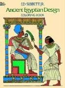 Ancient Egyptian Designs Coloring Book (Dover Design Coloring Books) -