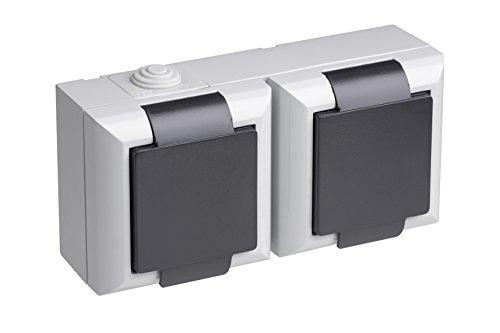 Meister 7417020 - Caja de enchufe