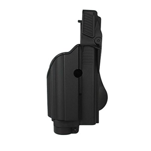 IMI DEFENSE neuen Tactical Roto Paddle Light-Laser-Holster Glock 17/19/22/23/25/31 Generation 4 Kompatibel