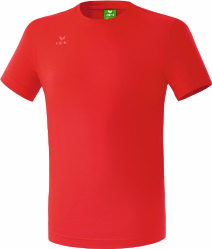 Erima Kinder T-Shirt Teamsport, Rot, 116, 208332