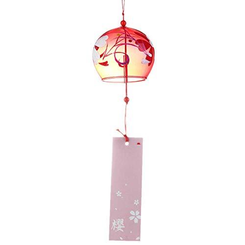 KOBWA - Campanas Viento japonesas Hechas Mano Cristal