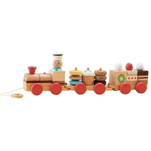 Snack train by pastry chef (japan import) (Chef Pastry)