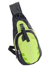 SLB Works Mens Underarm Anti-Theft Holster Cross-Body Shoulder Travel Bag Green J9O3 E8G0