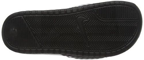 Nike - Benassi Jdi Slide, Sandali da Atletica Donna Black (Black/White)