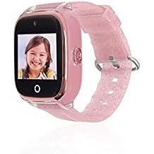 Reloj con GPS para NIÑOS Save Family Modelo Superior ACUÁTICO con Camara Color ...