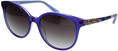 Guess Gafas de Sol GU7383 5890B (58 mm) Azul