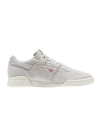Reebok Herren Sneaker Workout Plus MCC grau 45