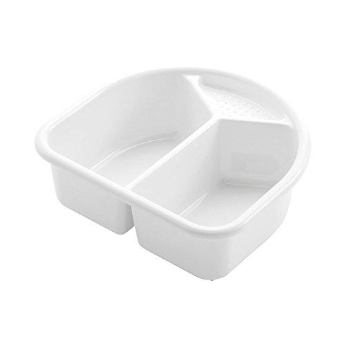 ROTHO BABYDESIGN TOP Waschschüssel Badeschüssel, weiß