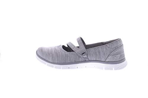 Skechers Damen Ez Flex Renew - Make It Count Mary Jane Halbschuhe, Grau (Grey Gry), 38 EU