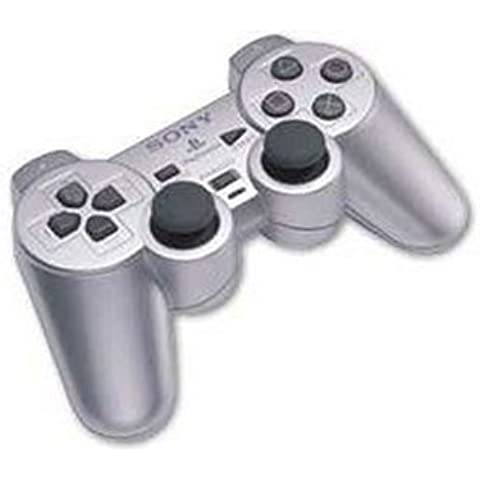 Sony 9614845 - Dual Shock PS2, color plata