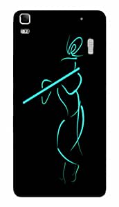 Back Cover for Lenovo A7000 Krishna 2