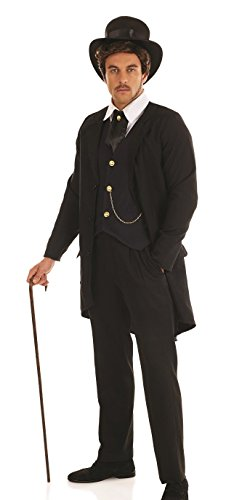 er Gentleman Gent Gentry Lord historischen Posh Fancy Kleid Kostüm Outfit M-XL ()