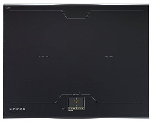 De Dietrich DTI1568DG plaque - plaques (Intégré, Induction, Céramique, Gris, toucher, Devant)