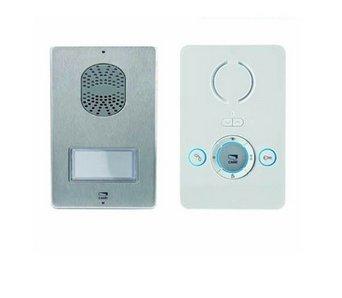 CAME Bianca 2Wire Audio Door Phone Kit–CK0001