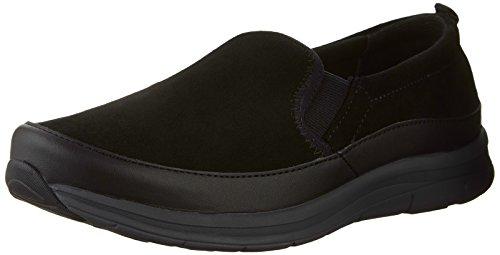 easy-spirit-ez-time-women-us-75-black-walking-shoe