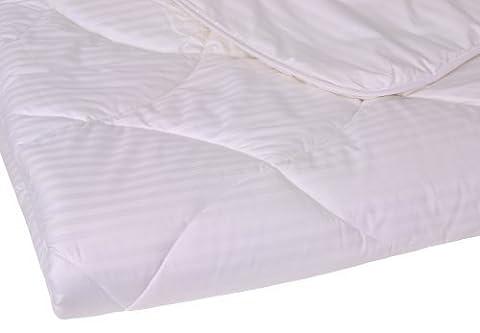 Herington All-Natural 500 GSM Micraloft Australian Wool King Comforter, White by Herington Australian Wool
