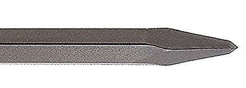 Makita D-08682Bull Point à queue hexagonale–Noir