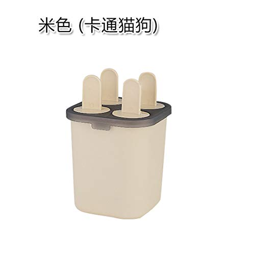 rmen Hausgemachte Eisform Hause Eiswürfelform Eisbox 2 Stück, M ()