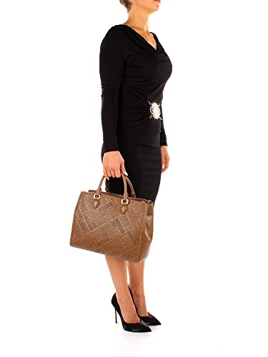 Borse a Mano Love Moschino Donna - Poliuretano (JC4226PP04KC0) Marrone